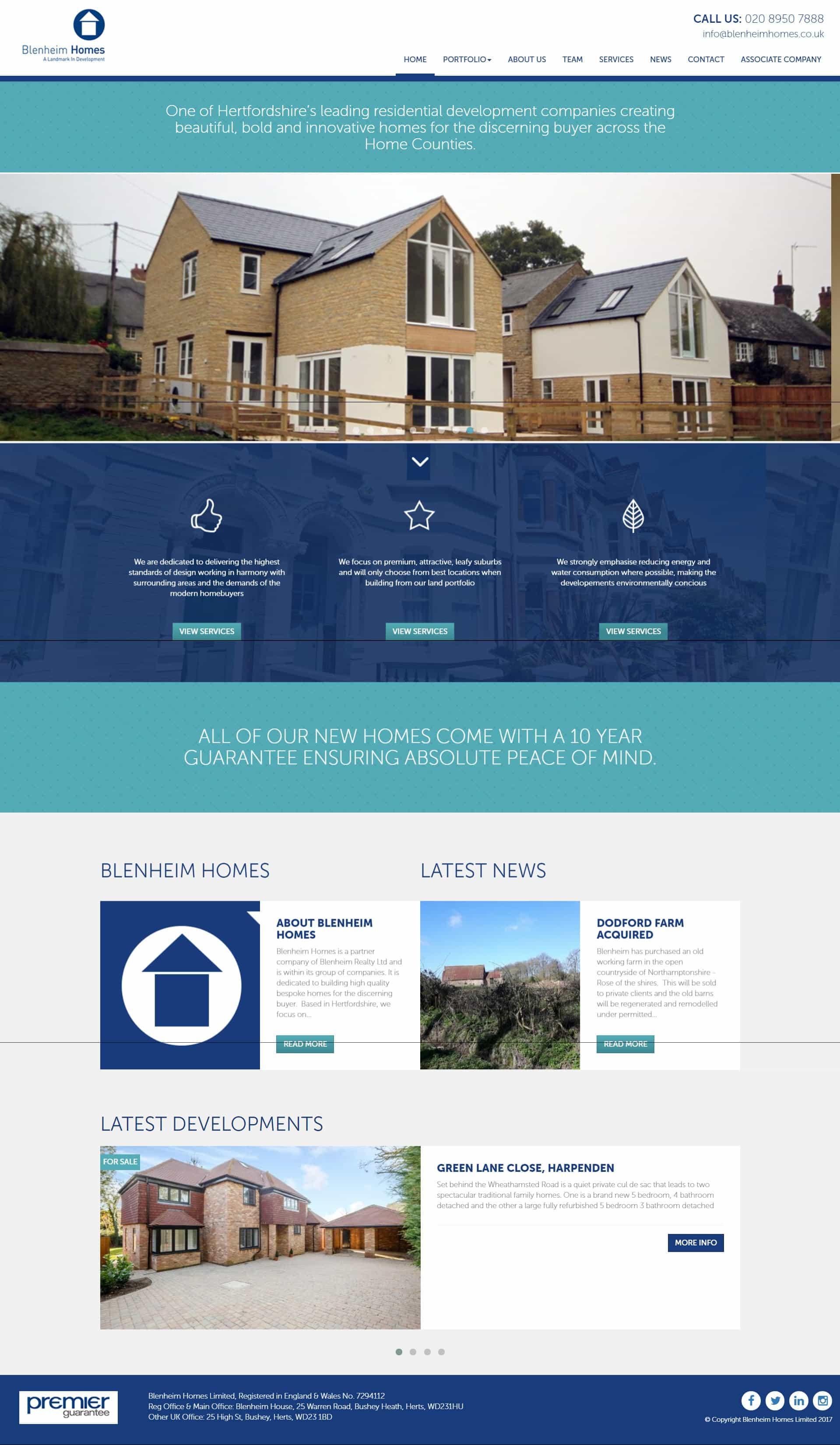 Crafting edge real estate management website best for Real estate design software